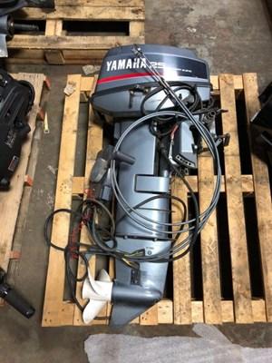 Yamaha 25HP 2018