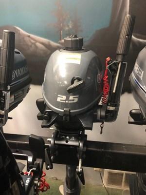 Yamaha F2.5SMHA 2018