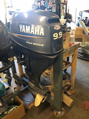 Yamaha F15SMHK 2006
