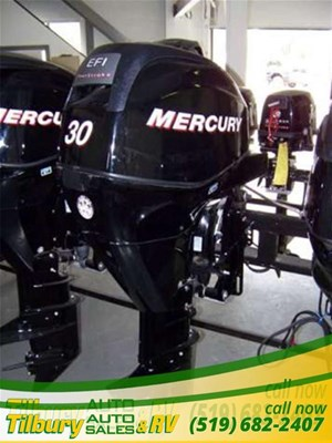 Mercury 30 ELPT 4-S 2007