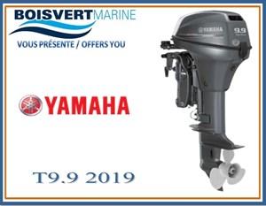 Yamaha T9.9XWHB (PIED EXTRA LONG) 2018