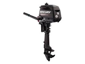 Mercury FourStroke 5 HP 2018