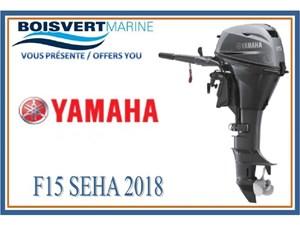 Yamaha F15SEHA 2018