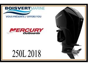 Mercury 250L 2018
