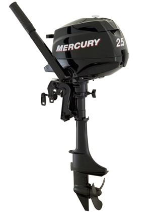 Mercury 2.5MH 2018