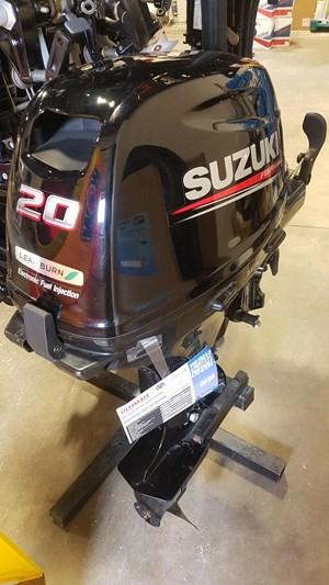 Suzuki DF20AS 2018