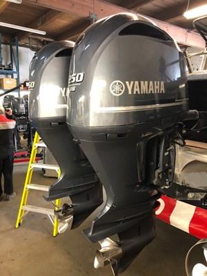 Yamaha F250XCA 2011