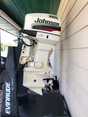 Johnson E115ELECM 1998