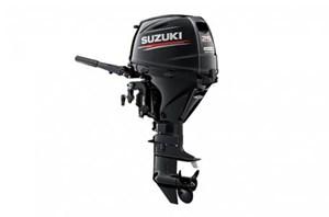 Suzuki DF25ATHL 2018