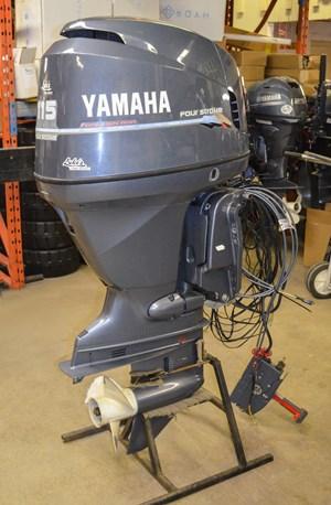 """Yamaha 115 HP (20"""" Shaft) 2001"""