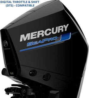 Mercury 250CXL V-8 4-Stroke SeaPro DTS Commercial Outboard 2019