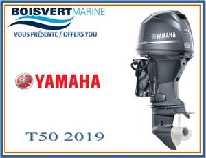 Yamaha T50 2019