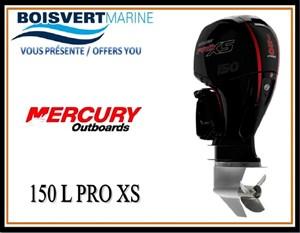 Mercury 150 L PRO XS 2019