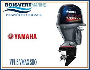 Yamaha VF115 V-MAX SHO 2019