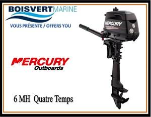 Mercury 6MH Quatre Temps 2019