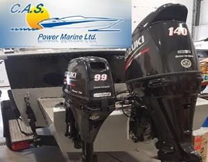 2021 Suzuki DF9.9BTL - $500 Rigging BONUS - Virtual Boat Show
