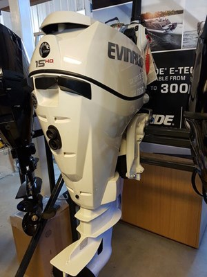 Evinrude Outboard Motors for Sale in Alberta - Page 1 of 1
