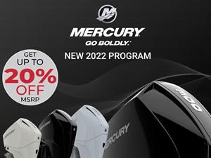 2022 Mercury 225L V-6  4-Stroke