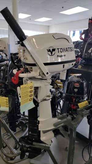 2019 Tohatsu MFS5C-LPG MFS5CLPGS