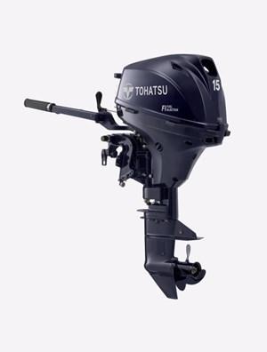 2021 Tohatsu MFS15ES