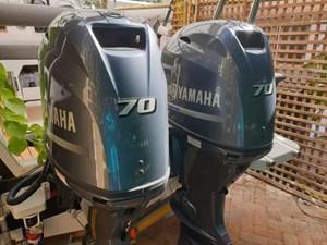 Yamaha F70 AET 2019