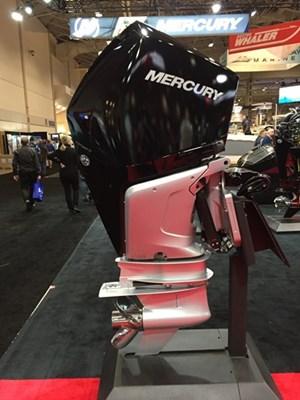Mercury 300 V8 Verado XXL 2018