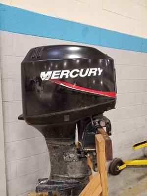 Mercury 50hp 2 stroke 2004