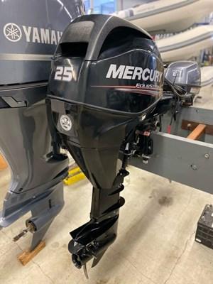 2017 Mercury Fourstroke 25 HP EFI