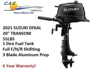 2021 Suzuki DF6AL