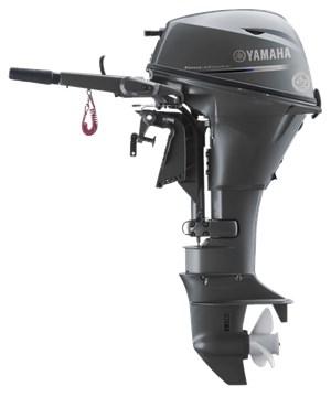 2021 Yamaha F20LWPHB