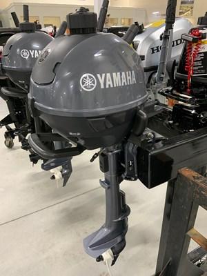 2016 Yamaha F2.5