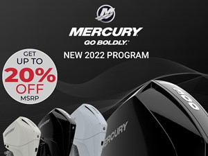2022 Mercury 225XL V-6 4-Stroke DTS