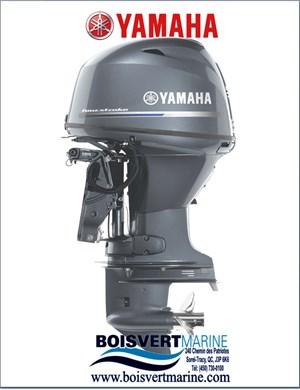 2021 Yamaha F50LHB