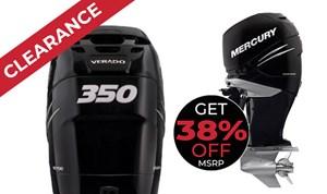 2020 Mercury 350CXXL Verado 4-Stroke