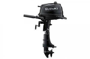 2021 Suzuki DF6AS - Black