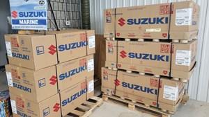 2021 Suzuki DF25AES - Black