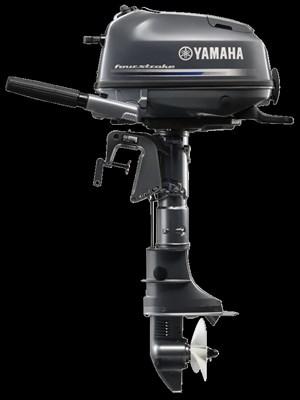 2021 Yamaha F8SMHA 8HP - 15 IN Shaft