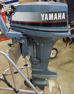 1975 Yamaha 9.9 2 STROKE