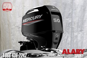 2021 Mercury MOTEUR HORS-BORD 50 HP