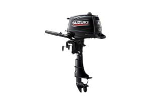 2020 Suzuki DF4AS
