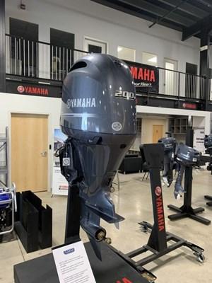 2021 Yamaha F200
