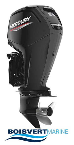 2021 Mercury 90 ELPT 4S