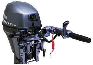2021 Yamaha F9.9 Portable Demo Models