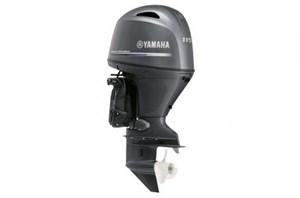 2022 Yamaha F115 - 25 in. Shaft