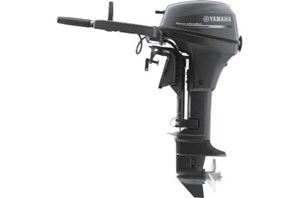 2022 Yamaha F9.9 - 15 in. Shaft Electric Start