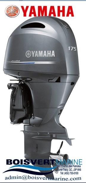 2022 Yamaha GRANDE PUISSANCE F175