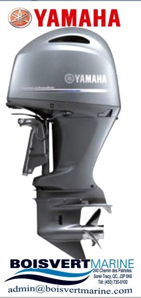 2022 Yamaha GRANDE PUISSANCE F200