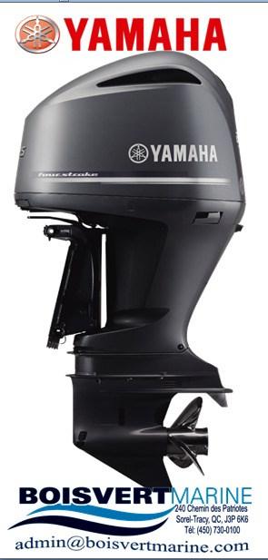 2022 Yamaha GRANDE PUISSANCE 225A