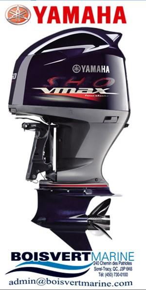 2022 Yamaha VMAX VF250