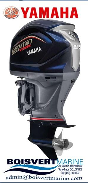 2022 Yamaha VMAX VF225B